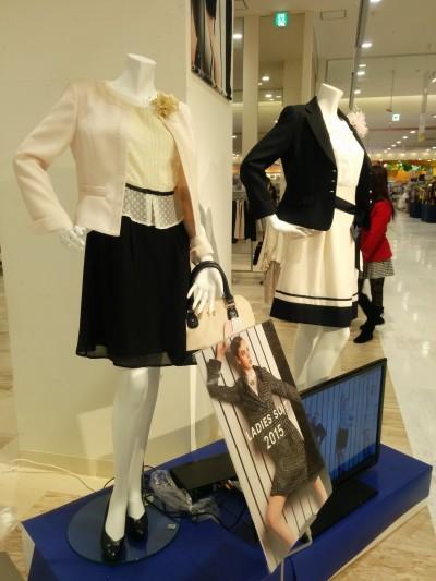 イオン スーツ ママコーデ 入園式 入学式