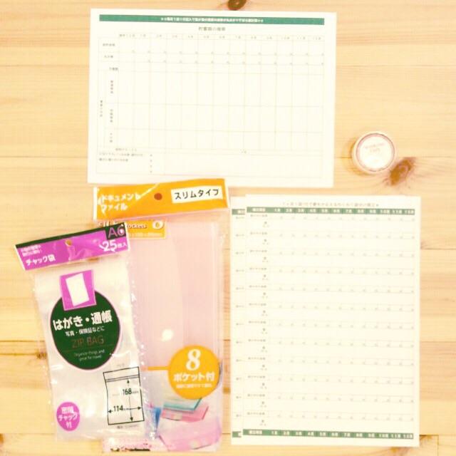 やりくり項目別ではなく週予算を組んで家計簿をつけない方法