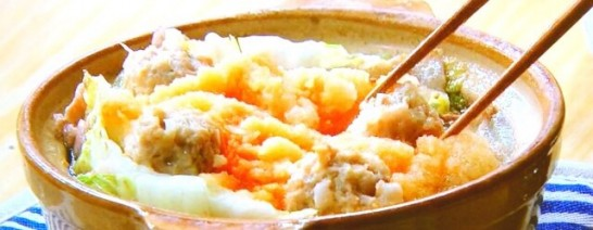 ホンマでっかTVで辻希美さんが披露した鶏団子みぞれ鍋