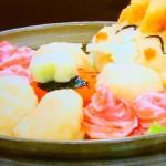 辻希美ミルフィーユみぞれ鶏団子鍋料理レシピ ほんまでっかTV2/17