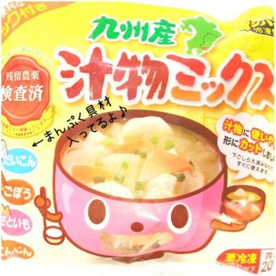 コープ味噌汁具材冷凍ミックス