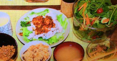 激安1食210円の節約料理の画像