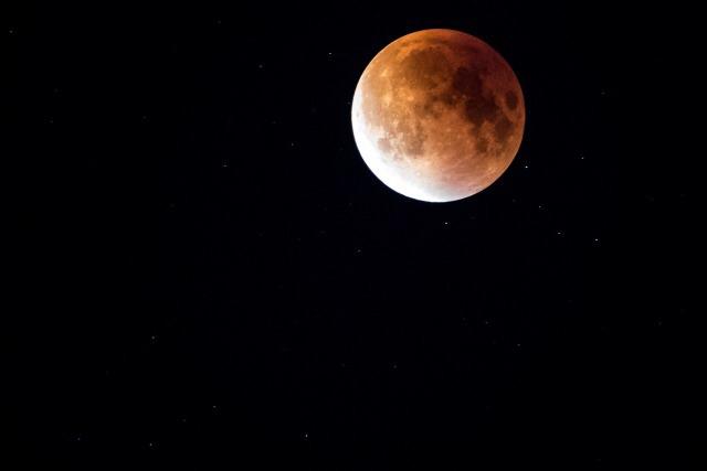 満月の写真画像