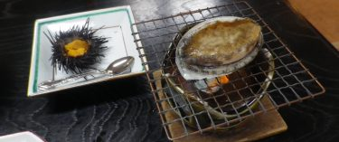三重のおすすめ民宿つかさ亭の夕飯の写真画像