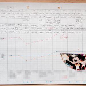 hanaの家計簿ノート【自作で手書き】書き方と目的・目標解説★おすすめ!