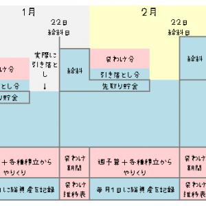 [図解]hanaの貯金額にカウントする・しないの意味と大切さ☆[ご質問]