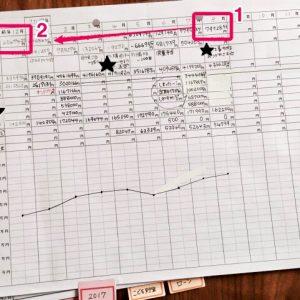 夫求職中。5人家族の2017年8月のやりくり家計簿結果!