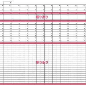 家計簿の一年のまとめ★年決算をやってみよう!2017年書き方実例